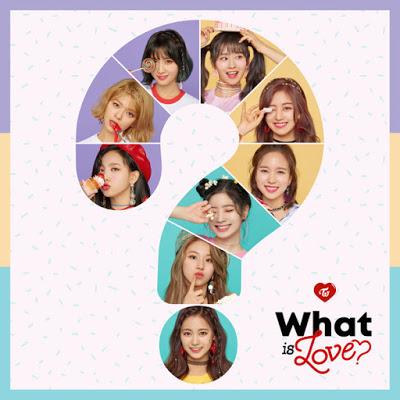 TWICE (트와이스) - What is Love? [Mini Album]