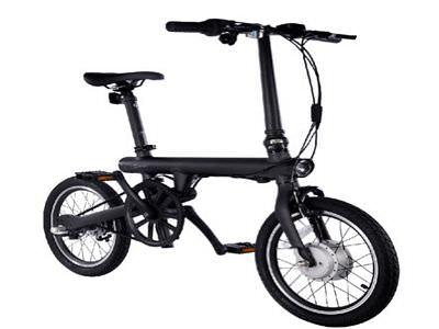 騎記電助力摺疊自行車