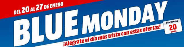 Mejores ofertas folleto Blue Monday de Media Markt