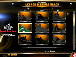 NBA 2K13 Shoes Patch Download