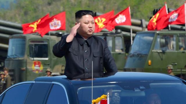 Kim Jong Un Diduga Eksekusi Mati Jenderal Militer Korut
