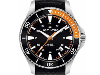 Oceanictime hamilton khaki navy scuba for Hamilton dive watch