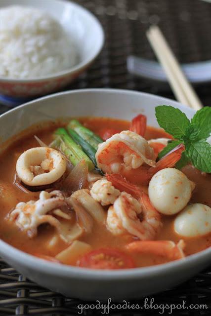 Thai Kitchen Tom Yum Soup