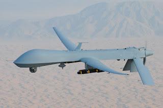 Wahhh .. Negara Rusia Menuding Drone Amerika Terbang di Dekat Konvoi Bantuan PBB yang Diserang - Commando