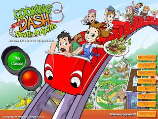 Free Download Cooking Dash 3: Thrills & Spills Full Version - Ronan Elektron