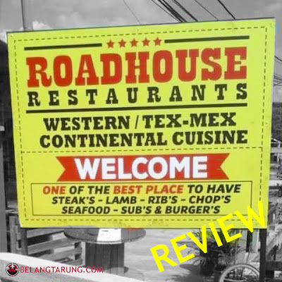 Review Roadhouse Restaurant Sijangkang