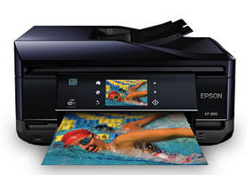 Epson XP-850 Drivers & Software Download