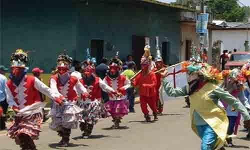 Danza de los Pilatos