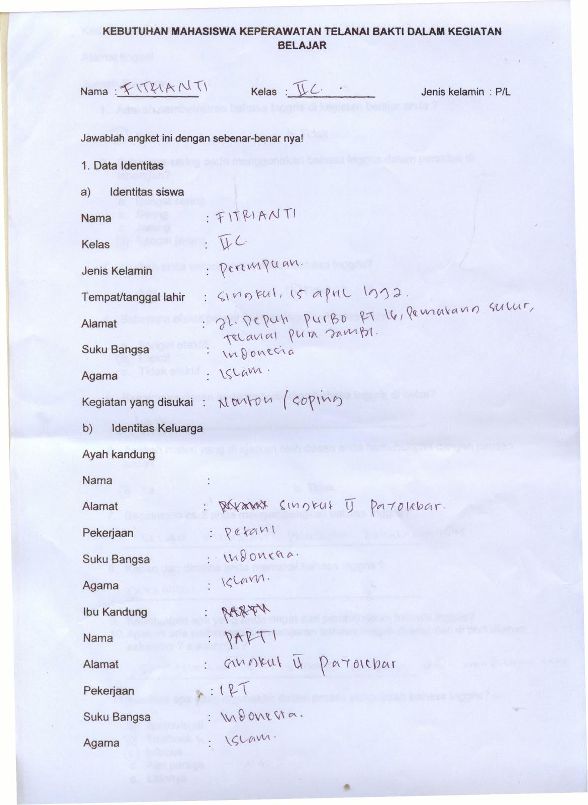 Esp 2 Course Design For Nurse Mei 2012