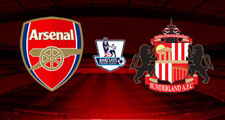 Ngoại Hạng Anh: Arsenal vs Sunderland (1h45 ngày 17/5/2017)