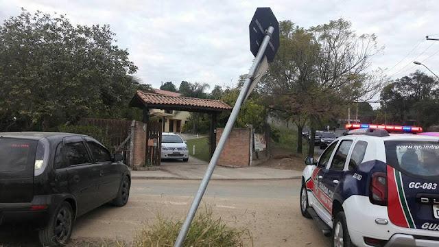 Indaiatuba - Roubo a banco termina com quatro marginais mortos, dois GCMs e um Policial Civil alvejados