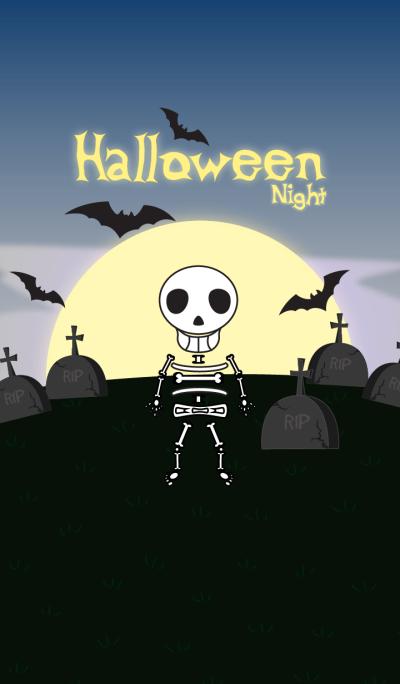 Halloween Night (Ghost bone)