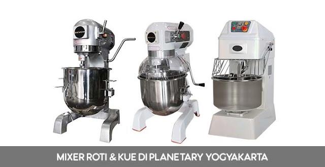 Jual Mixer Roti di Yogyakarta
