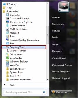 Cara Screenshot di Komputer