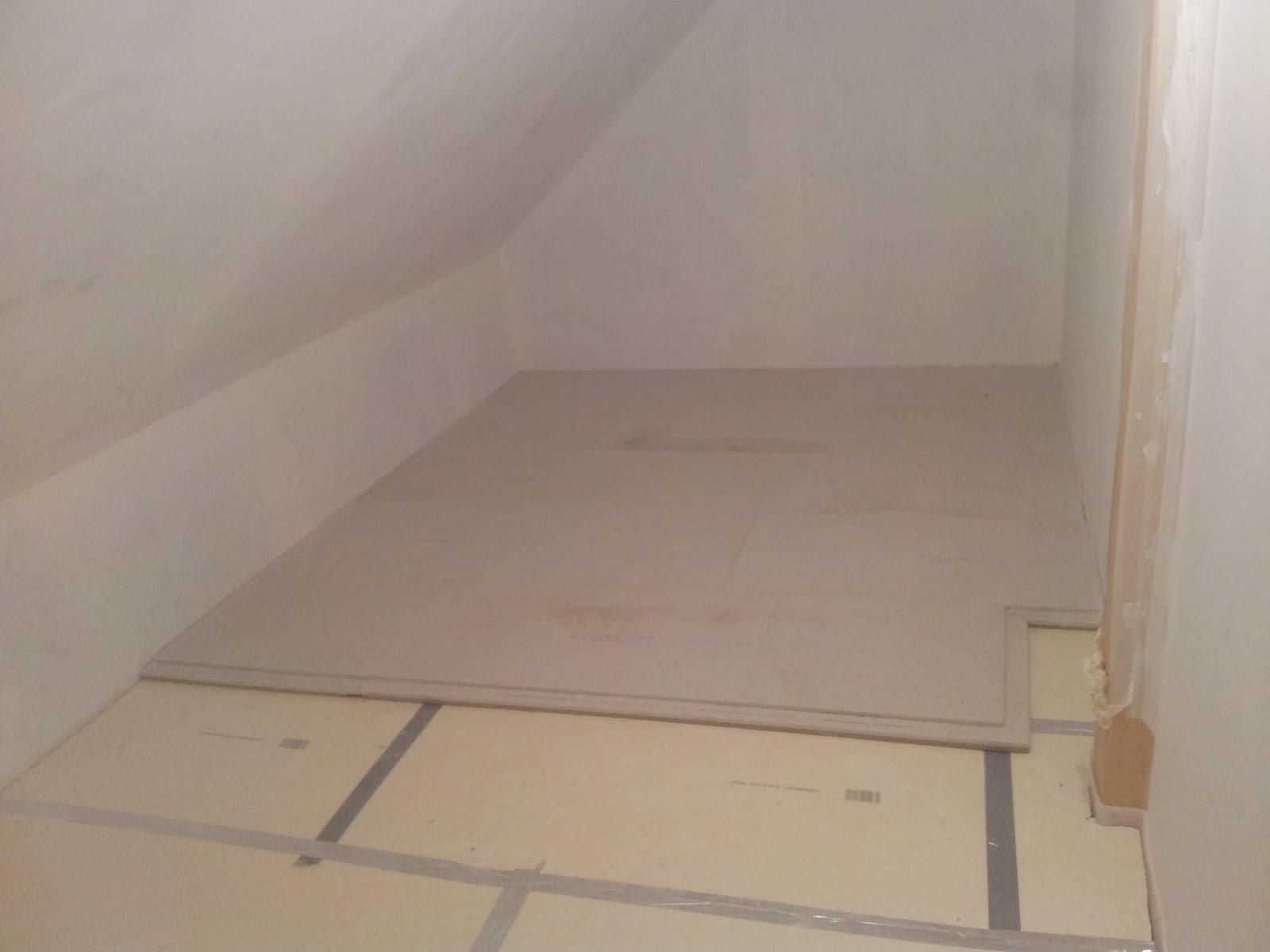 bricolage de l 39 id e la r alisation chape s che. Black Bedroom Furniture Sets. Home Design Ideas