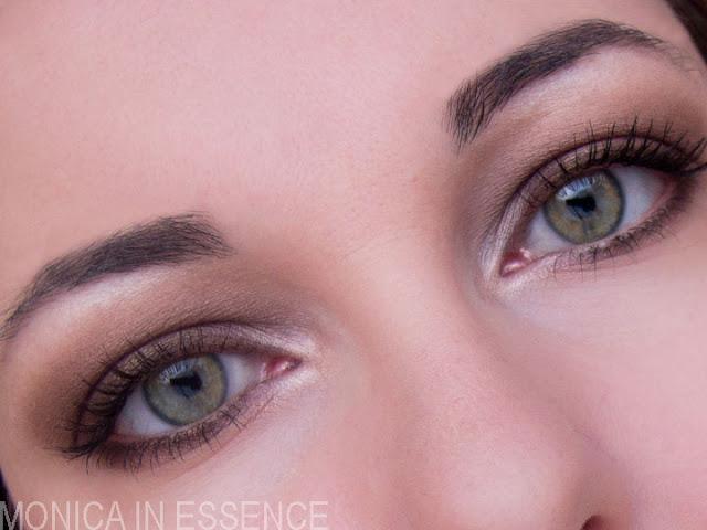 monicainessence, blog, kozmetika, líčenia, do práce