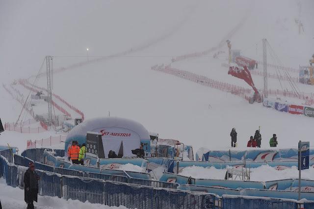 Saalbach-Hinterglemm replaces the canceled GS in Sölden