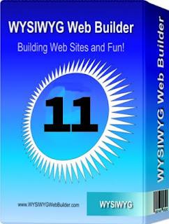 WYSIWYG Web Builder 11.6.1 Loader + Full Keygen