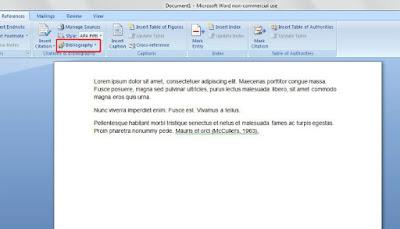 Cara Membuat Kutipan Dan Daftar Pustaka di Microsoft Word-5