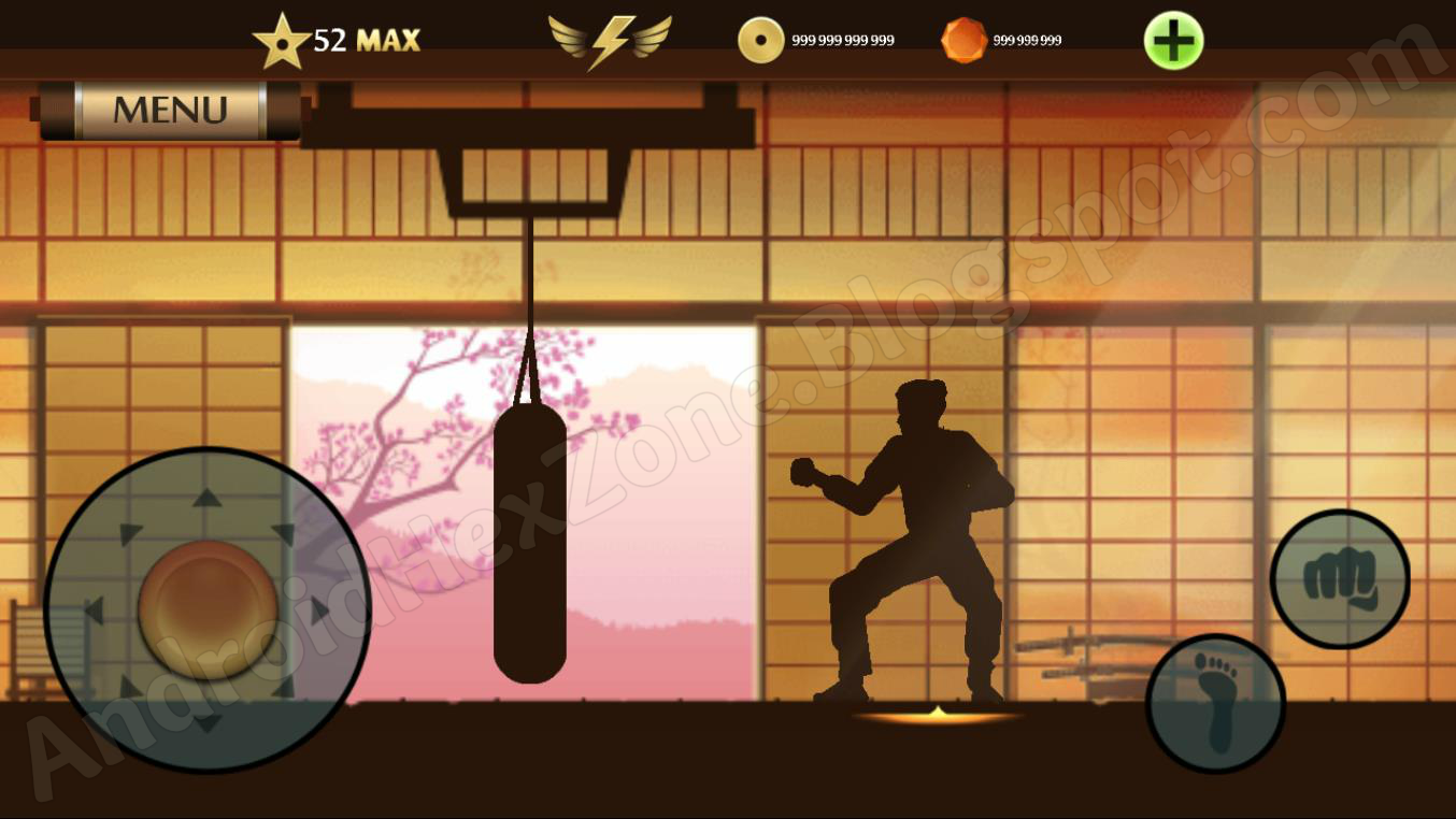 shadow fight 2 apk mod download