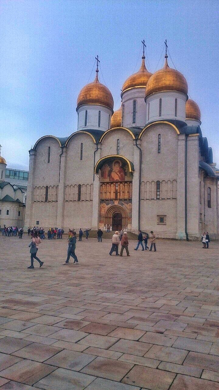 Catedral do Kremlin - Moscou