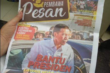 (Belum) Habis 'Indonesia Barokah', Terbit 'Pembawa Pesan'