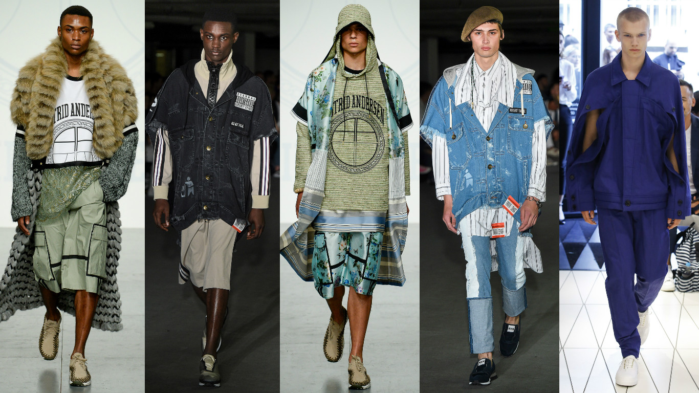 FASHION BY THE RULES: Spring 2018 men's .. chapter 2