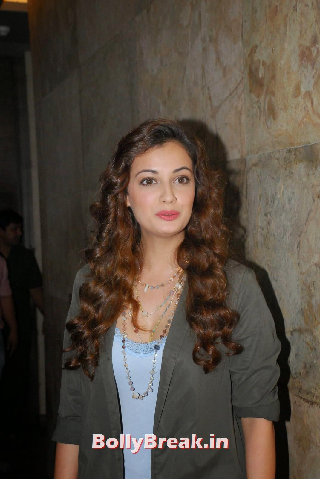 Dia Mirza With Curly Hair - Latest Images - 7 Pics-3713