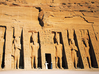 abu simbel,nefertari in egypt @hdwalle