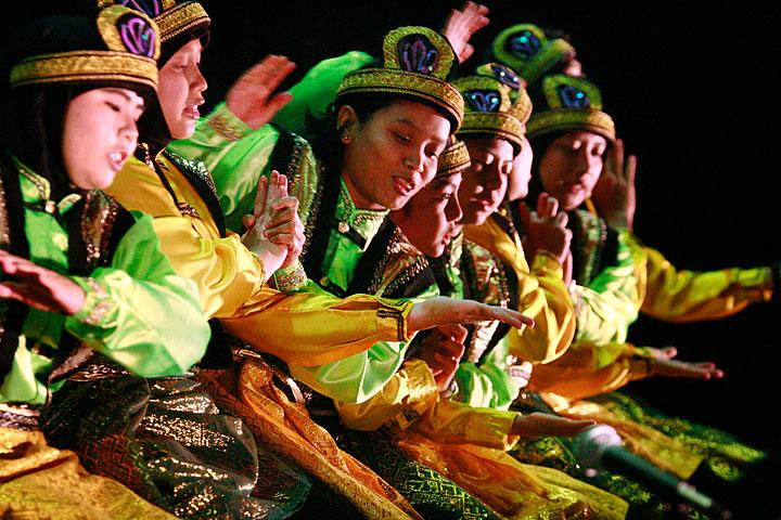 Tarian Daerah yang ada di Indonesia