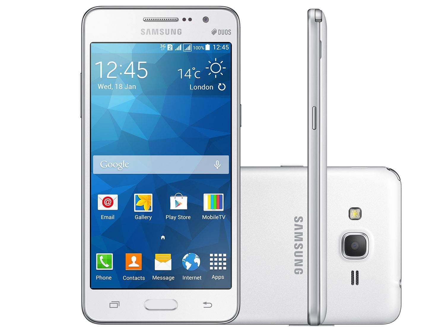 Install TWRP On Samsung Galaxy Prime Duos SM-G530H