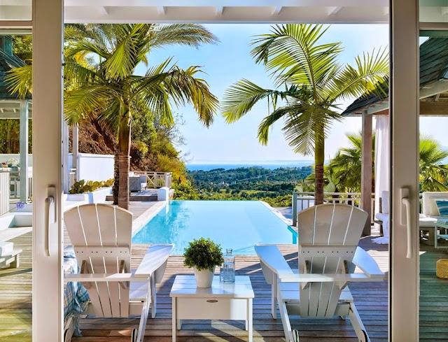 Casa de Praia que eu quero pra mim. Blog Achados de Decoração