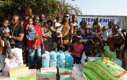 Flavour's Tour And Humanitarian Work Continues In Mali (Photos)