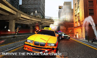 Games Pro TAXI Driver Crazy Car Rush Apk