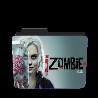 Preview of iZombie, tv show, season 2, folder icon