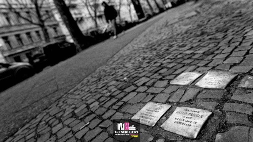 Le Pietre d'inciampo, per ricordare le vittime dell'Olocausto
