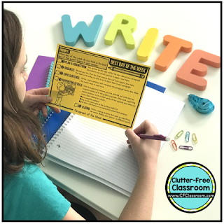Teaching writing is fun and easy when you have the right writing prompts, graphic organizers and rubrics to guide you and your students. This Paragraph of the Week resource includes printable paper resources as well as paperless Google Drive digital paragraph writing templates.