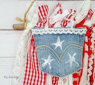 easy flag craft  |  diy beautify