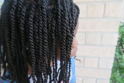 How to Quickly do Mini Twists on Natural Hair DiscoveringNatural