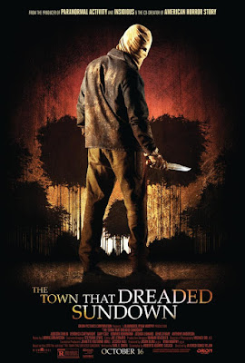 The Town That Dreaded Sundown 2014 DVD R1 NTSC Latino