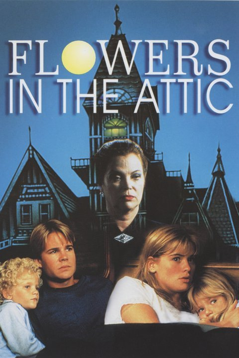 the nightmare nook horror blog flowers in the attic 1987. Black Bedroom Furniture Sets. Home Design Ideas