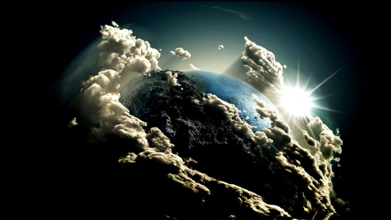 3D Earth Wallpaper  Wallpapers Image
