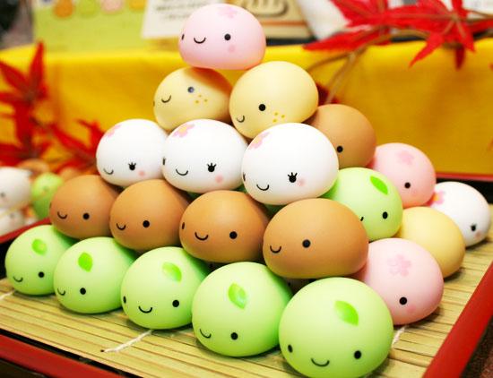 MOCHI makanan Khas Menjelang Tahun Baru di Jepang