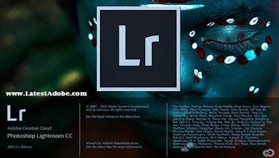 Adobe Photoshop Lightroom CC 2019 Free Download
