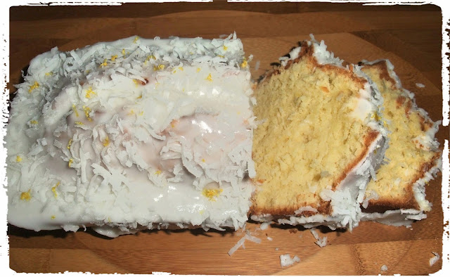 Southern Living Lemon Coconut Pound Cake Recipe