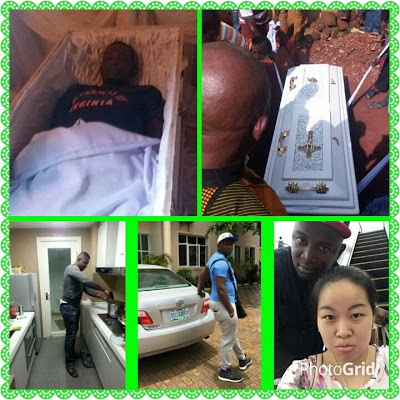 Lagos Based Businessman Dies A Month After this.... (Details + Photos)