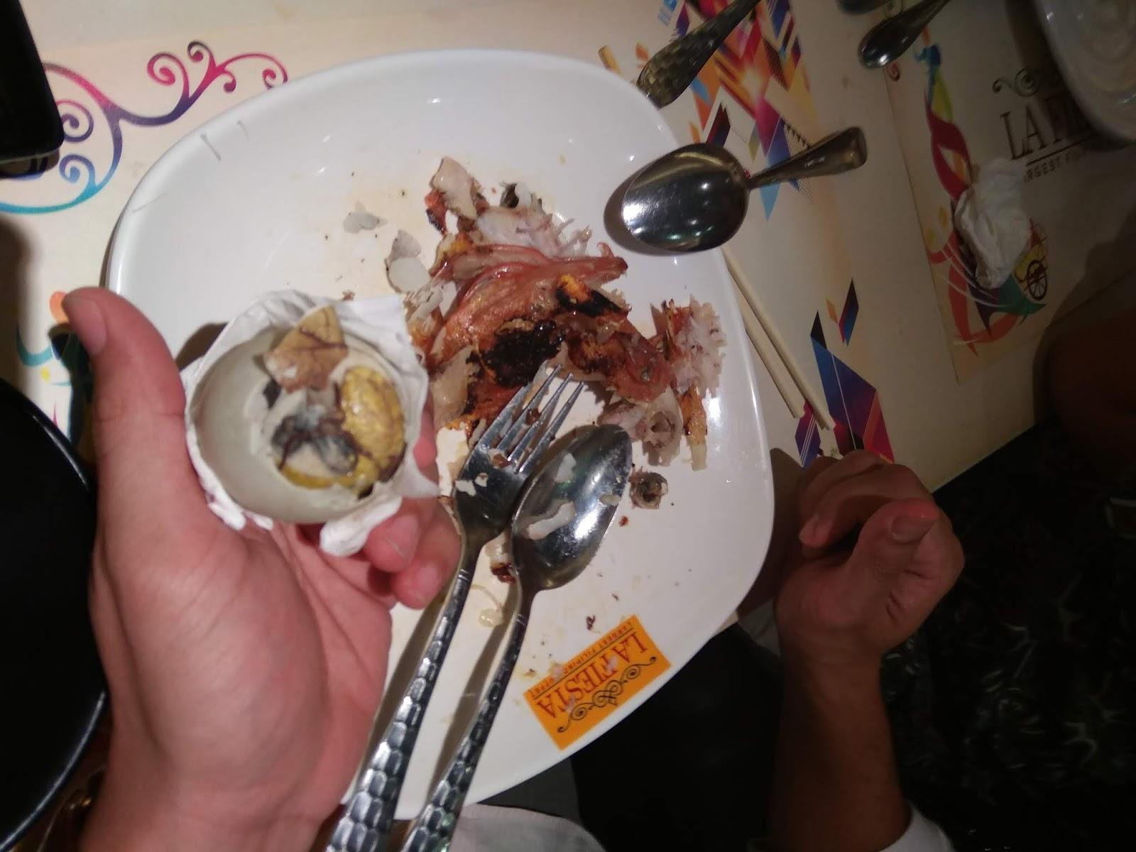 Balut Embrio Bebek Yang Jadi Makanan Favorit Orang Filipina