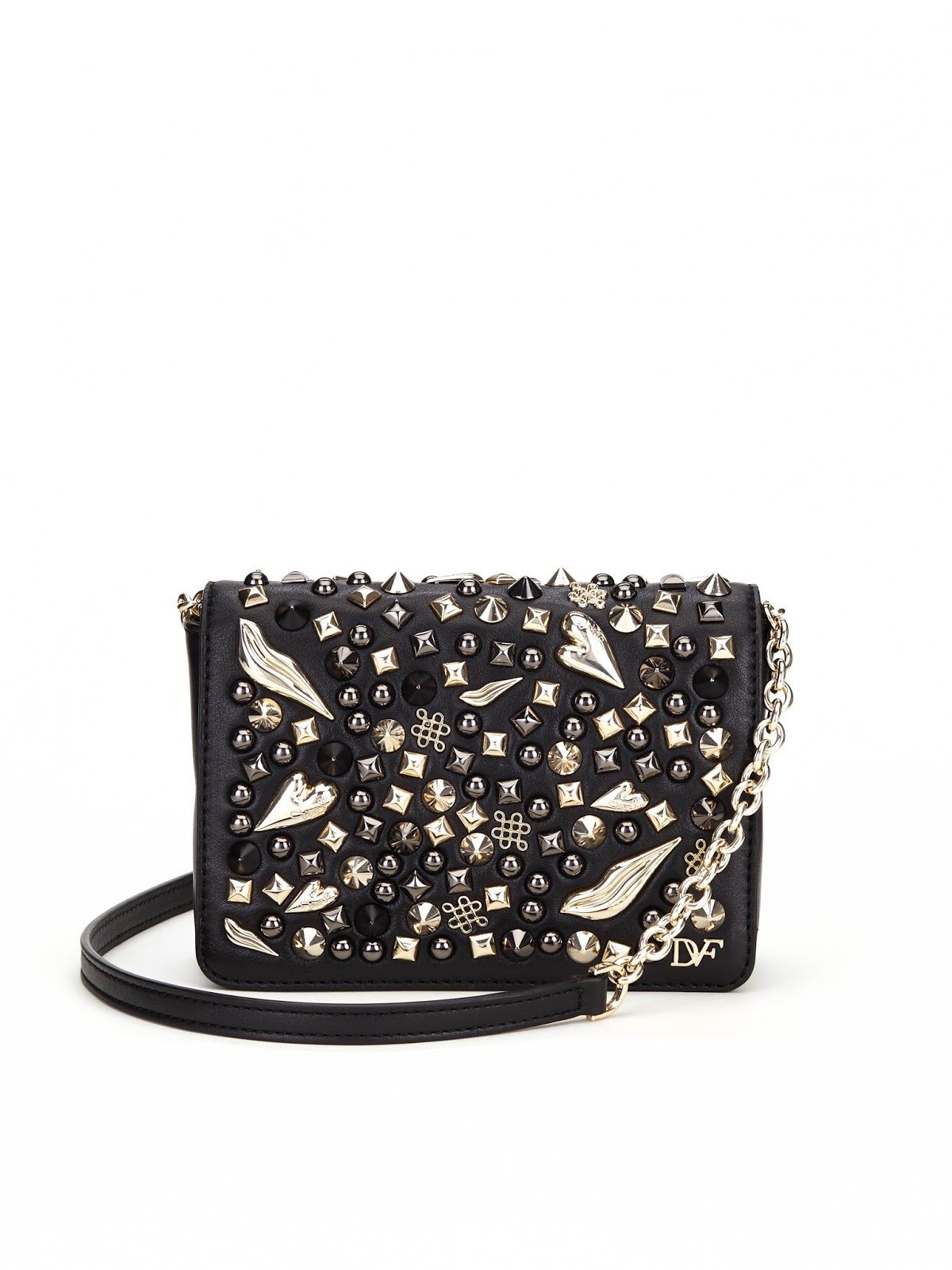 DVF Does Studs For the Holiday Season!
