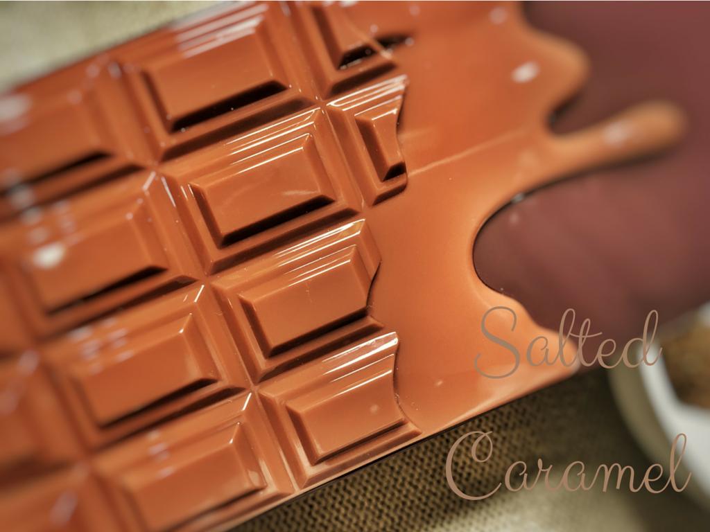Nowa czekoladowa paleta: Salted Caramel Makeup Revolution