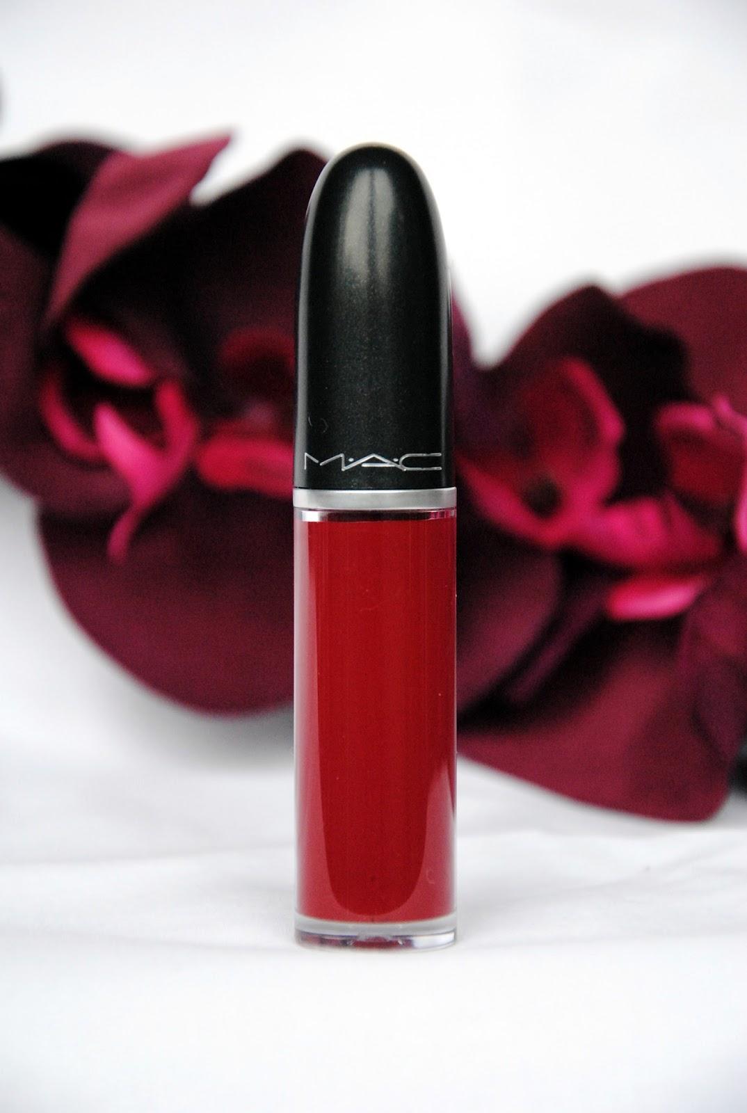 Mac Retro Matte Liquid Lipcolour, Dance With Me  Rose D -1024